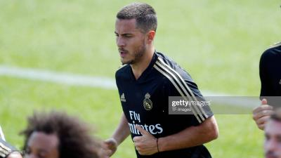 Hazard Looks to Impress In First Game