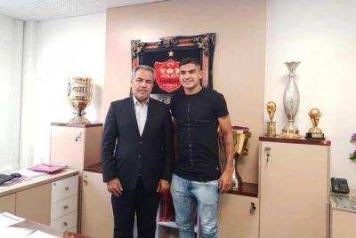 Persepolis loaned Brazilian striker Brandao