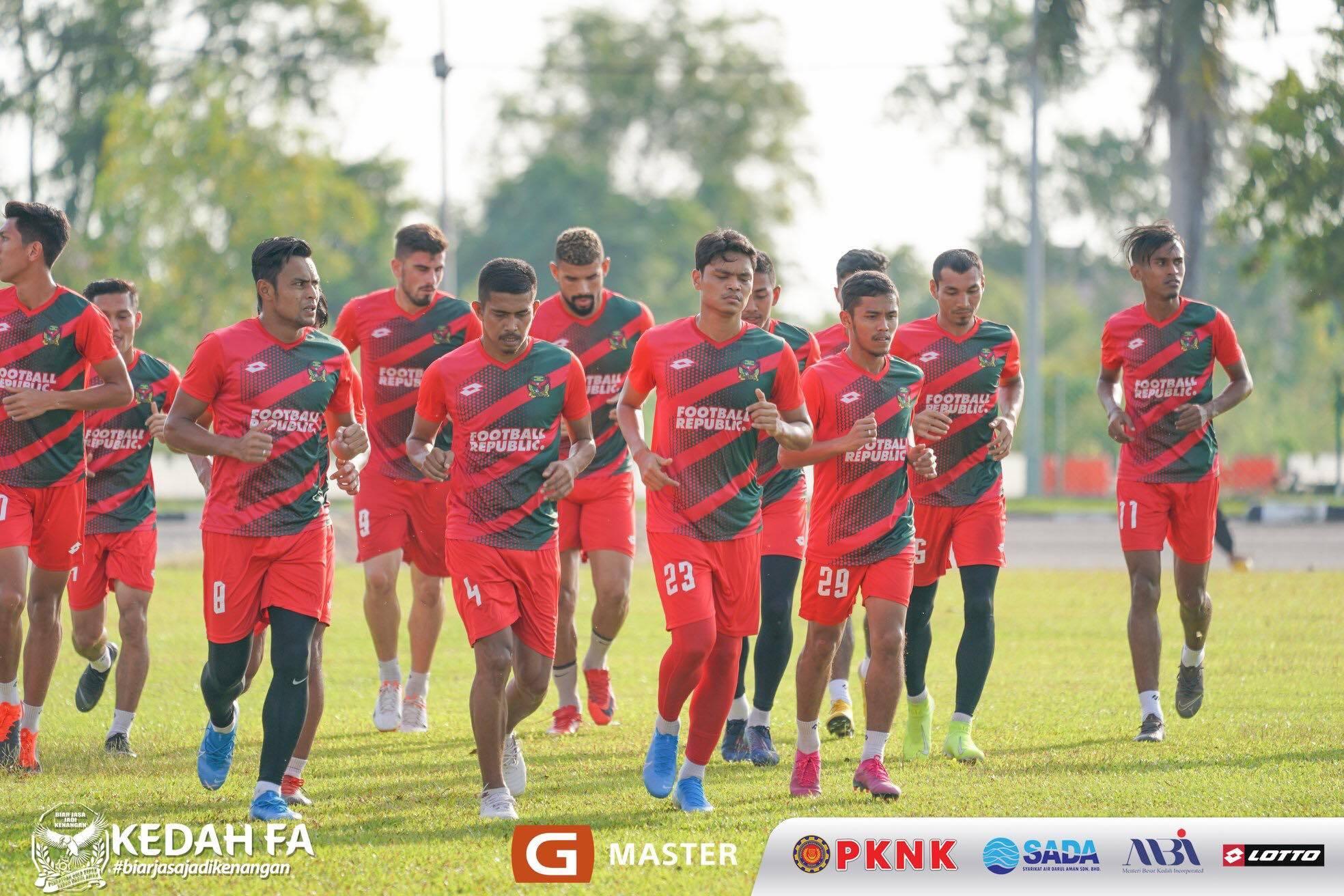 Felda Respect Selangor, Terengganu Missing Six Players