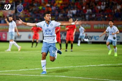 Buriram Back on Top as Suphanat Strikes Against Rayong