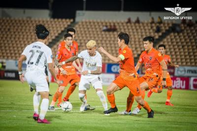Bangkok United and Port Alleviate League Struggles With Cup Wins