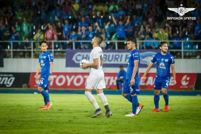 Pressure Mounts on Chasing Pack in Thai League Title Race