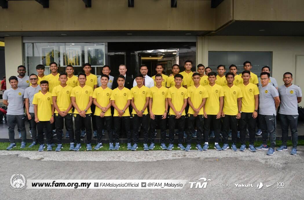 AFF U19 Championships Profile – Malaysia