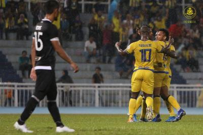 Kedah Suffer First Loss, Pahang Pick Up Another Win