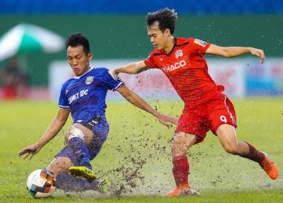 Hanoi Edge Towards Title, Khanh Hoa and HAGL in Danger Zone