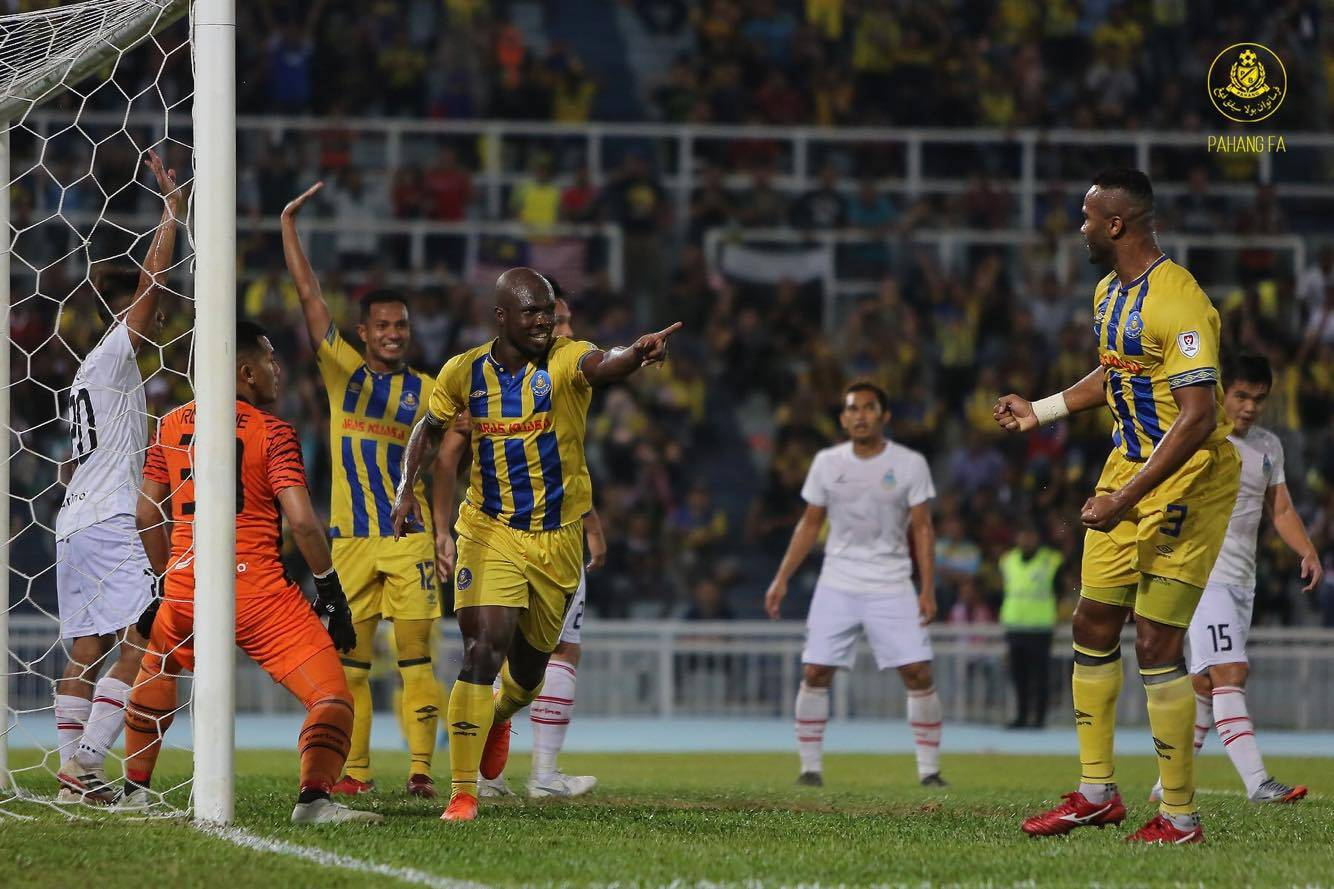 Pahang Qualify for Next Stage, Penang Draw With Perak