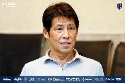 Akira Nishino Ramps Up Preparation for War Elephants Debut