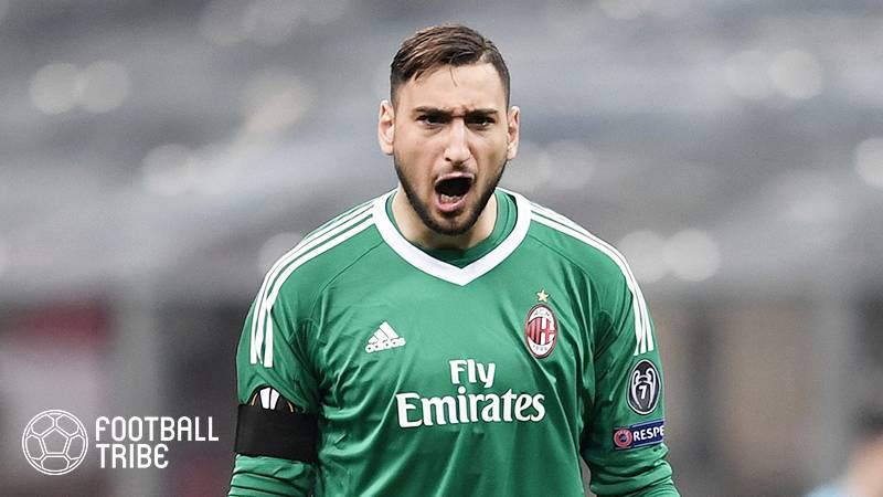 Donnarumma Edges Toward PSG Move