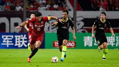 Shanghai's Penalty Comeback Stuns Urawa