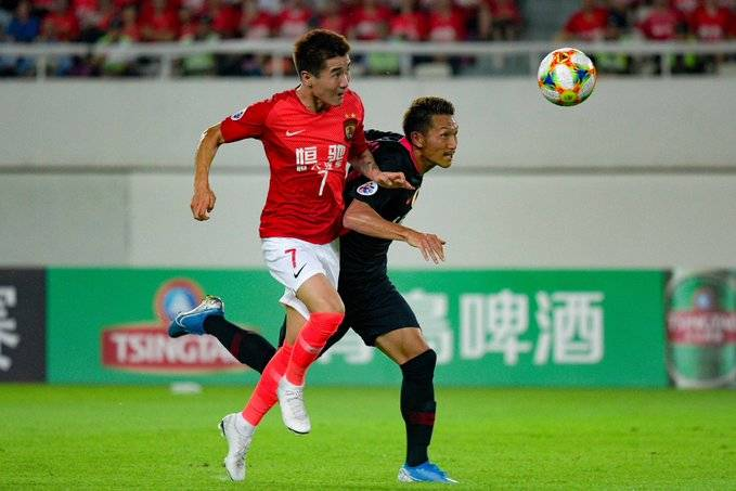 Guangzhou and Kashima Play Out Goalless Stalemate
