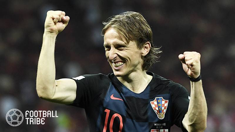 How magical Modric's spell of brilliance crushed Scotland's dreams