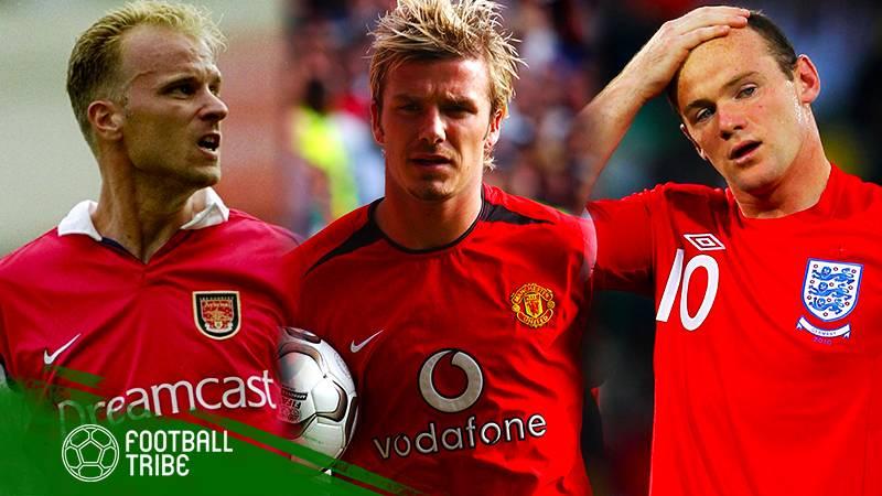 David Beckham Hates Frogs? Seven Strange Fears of Football Stars