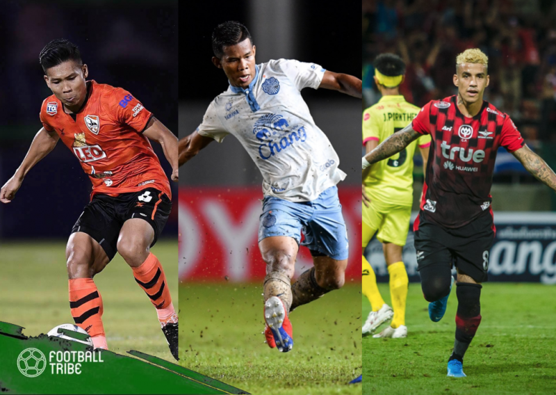 Buriram Looking to Fend Off Rivals' Title Challenges