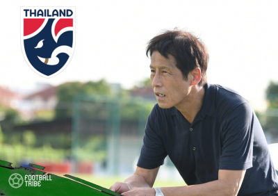 Thoughts on Nishino's First Thailand Squad