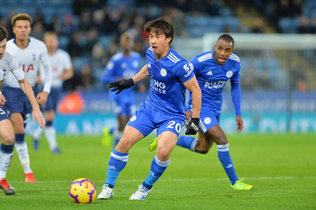 Japanese Star Shinji Okazaki Leaves Malaga After 34 Days