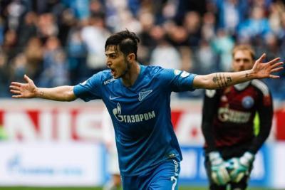 Sardar Azmoun's eye-catching start in 2019-20 Russian League