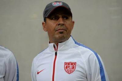 Iranian Omid Namazi appointed as U.S. men's U-20 team coach