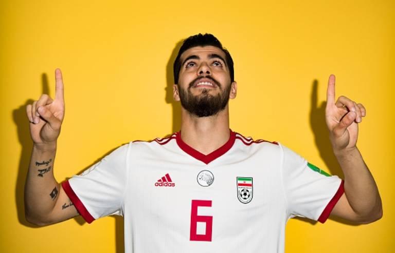 Iranian midfielder Ezatolahi joined Belgian club Eupen