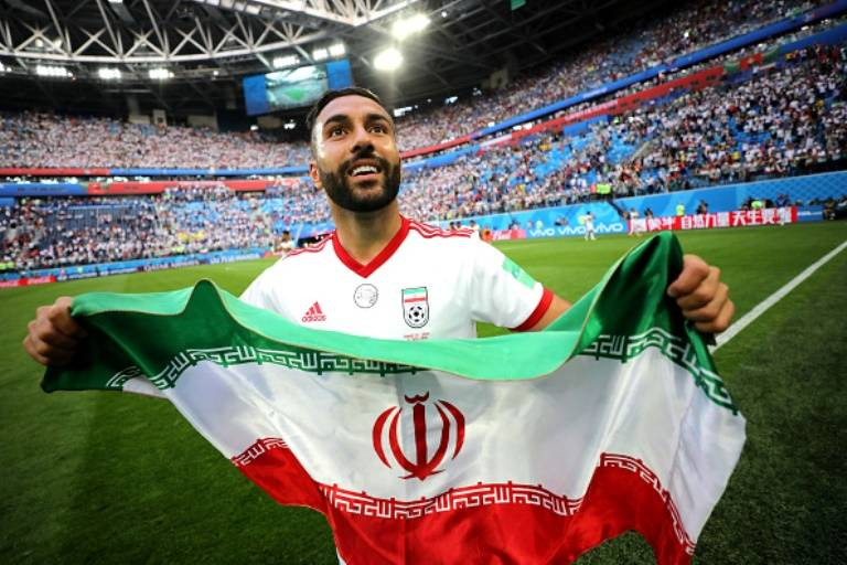 FIFA banned Iran's Saman Ghoddos for breaking Spanish club contract