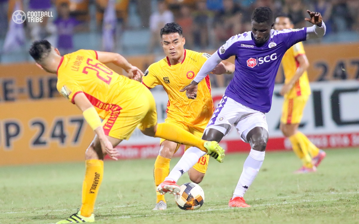 Hanoi Put Daylight as Ho Chi Minh Lose to Quang Nam