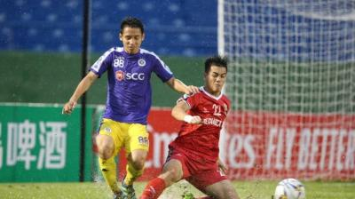 Hanoi FC Take Slender Lead in AFC Cup ASEAN Zonal Final