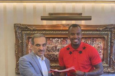 Kévin Fortuné joins Tractor Sazi as Iran league's most expensive player