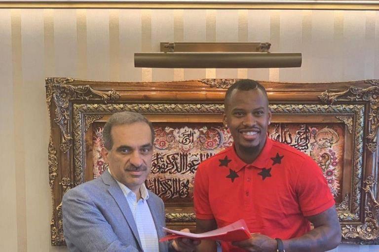 Kévin Fortuné joins Tractor Sazi as Iran league's most expensive player