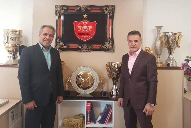 Ansarifard named as Persepolis new president