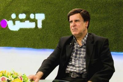 Iranian controversial football commentator suspended