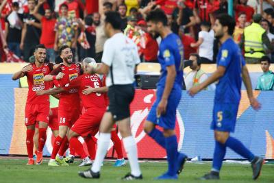 Persepolis beat Esteghlal in Tehran derby