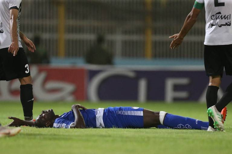 Esteghlal's Diabate a doubt to face Persepolis in Tehran Derby