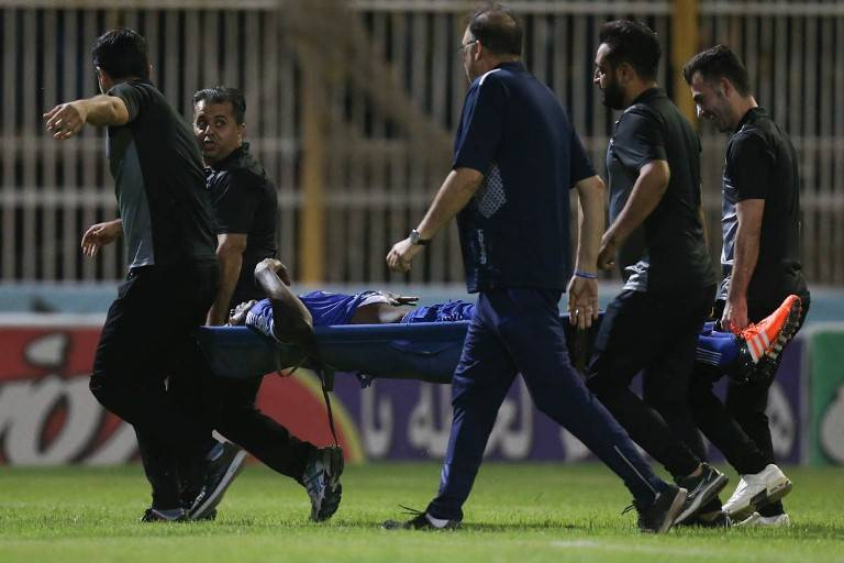 Esteghlal's Diabate out for 4 weeks with rib injury