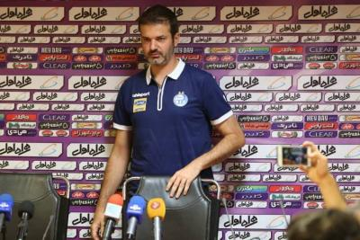 Stramaccioni: We showed that we are Esteghlal