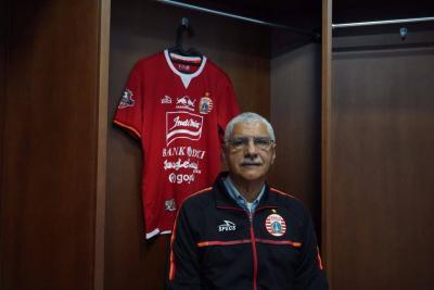 Persija Appoint Former Yokohama FC Head Coach Tavares