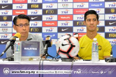 Malaysia Prepare to Host UAE in Second Match of Qualifying