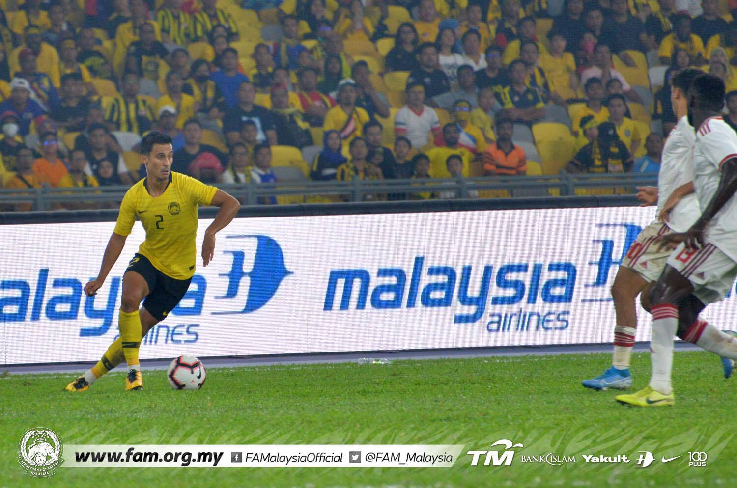 Five Things We Learned From Malaysia's 2-1 Defeat Against UAE