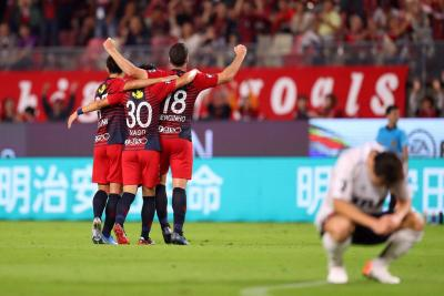 It's Getting Tight as J-League Enters Final Stretch