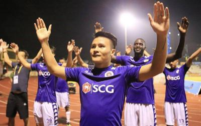 Hanoi Crowned V.League 2019 Champions