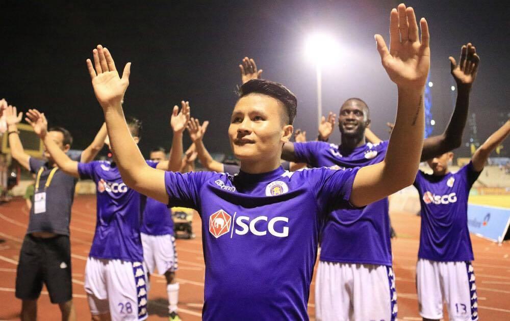 Hanoi Crowned V.League 2019 Champions