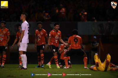 Chiangrai Go Top, Chainat Win Crucial Relegation Tussle