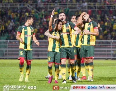 Kedah and Pahang Will Meet in Semi Final