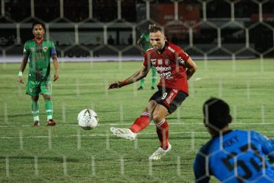 Teco's 50th Liga 1 Win Inches Bali United Closer to the Title