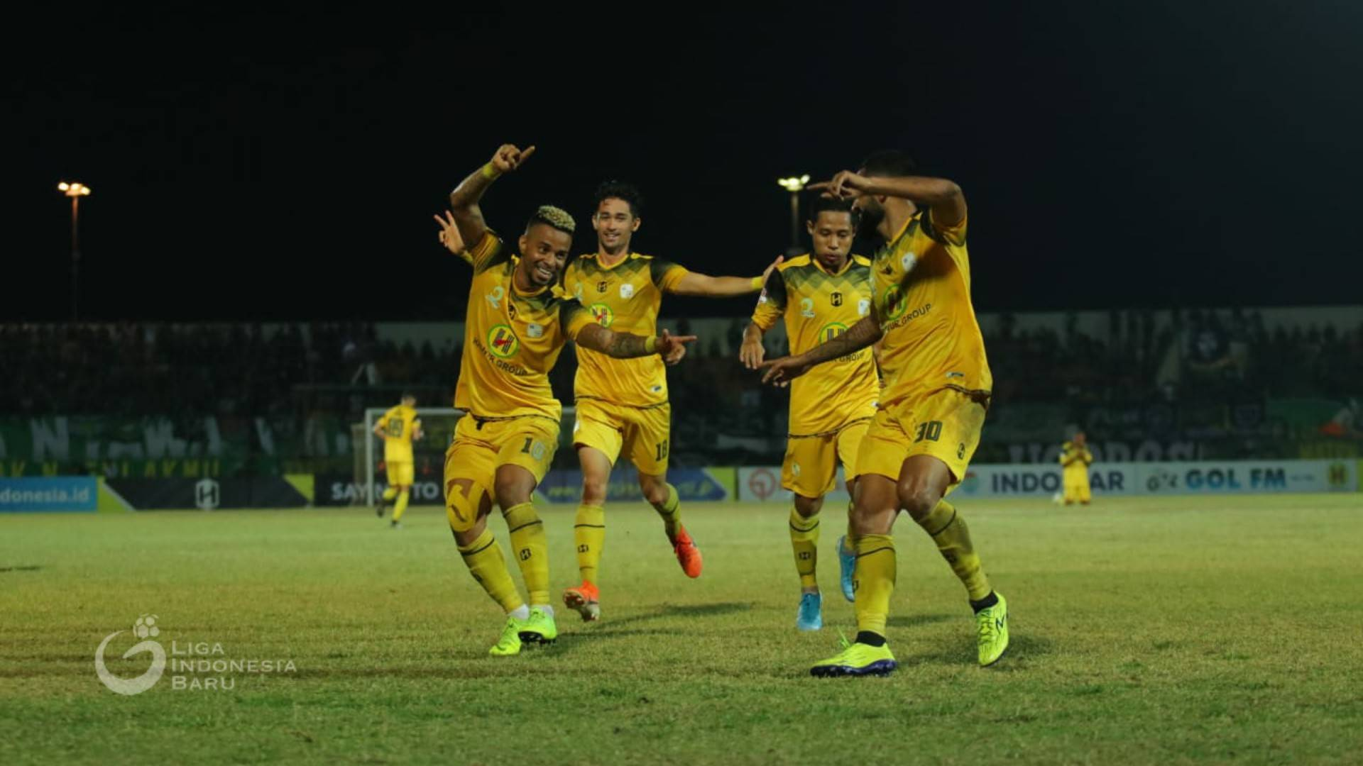 Rafael Silva Helps Barito Win, Bhayangkara and Persela Draw