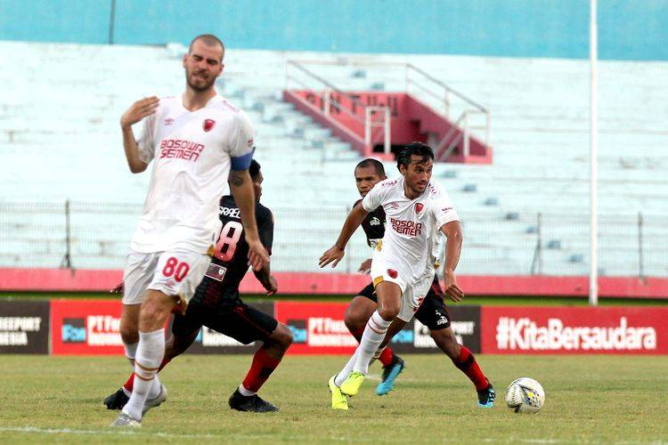 Ezra Scores in Debut but Fails to Present Victory for PSM
