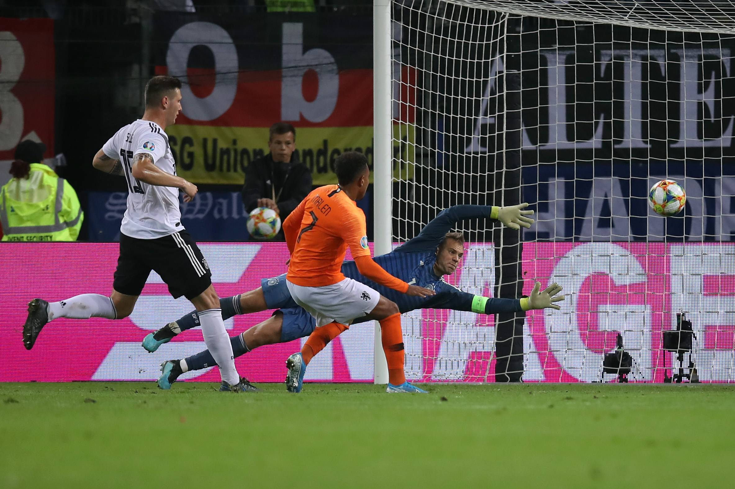 Netherlands Inflict Major Defeat on Germany in Euro 2020 Qualifying