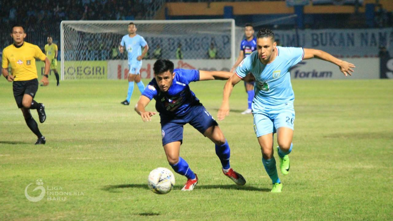 Persela Lamongan Become Arema's Nightmare Again