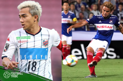 Theerathon and Chanathip Return to J.League Action