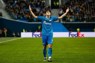 Sardar Azmoun scored 2019-20 UEFA Champions League's first goal