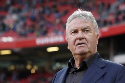Guus Hiddink Dismissed as China U23 Coach