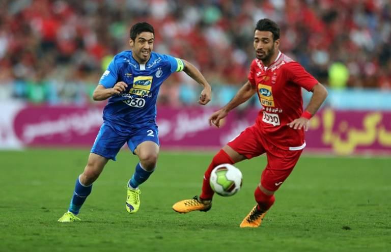 Why did Tehran derby move to mid-week?